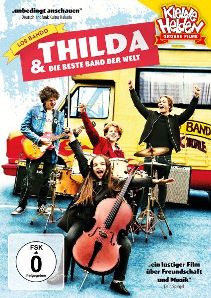 Thilda DVD Front