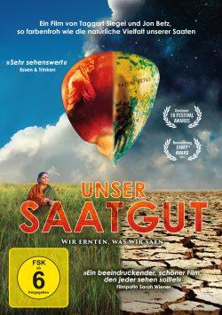 Unser Saatgut DVD Front