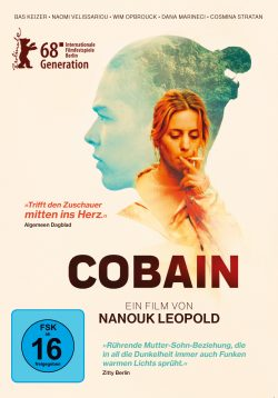 Cobain DVD Front