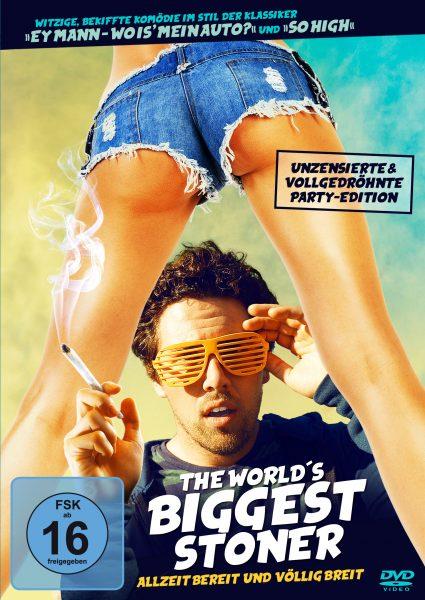 The World´s Biggest Stoner DVD Front
