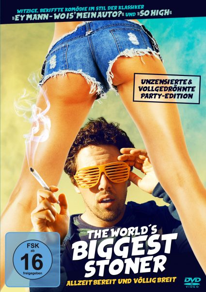 The World´s Biggest Stoner DVD Front