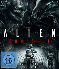 Alien Domicile BD Front