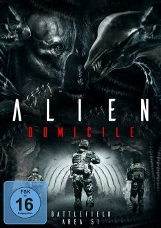 Alien Domicile_DVD