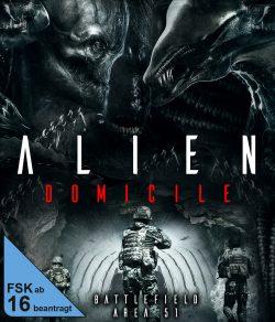 Alien Domicile BD Vorabcover
