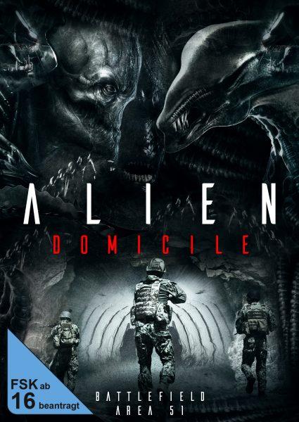 Alien Domicile DVD Vorabcover