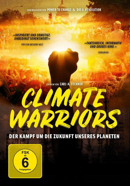 Climate Warriors DVD Front