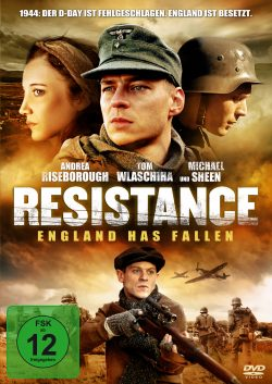 Resistance DVD Front