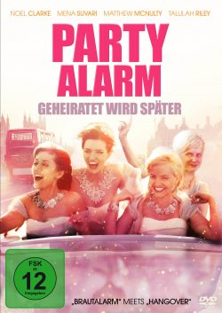 Party Alarm DVD Front