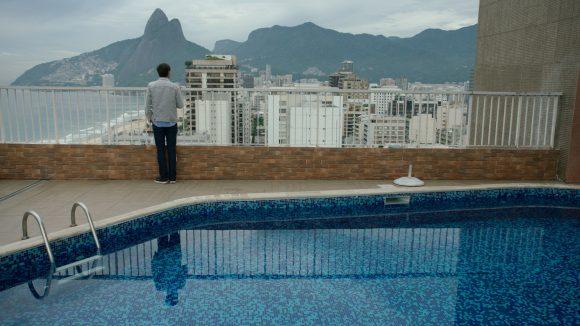 Wo bist du, Joao Gilberto Szenenbild