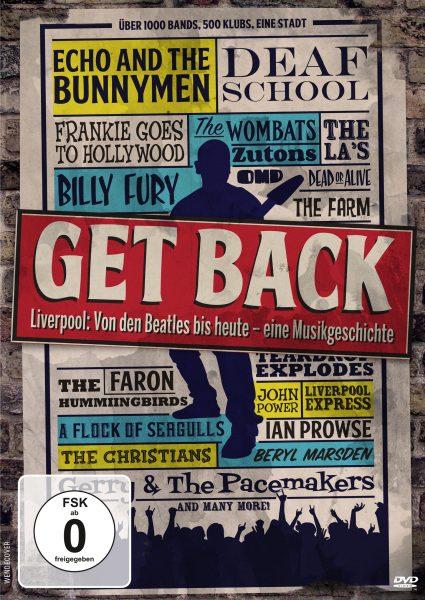 Get Back DVD Front