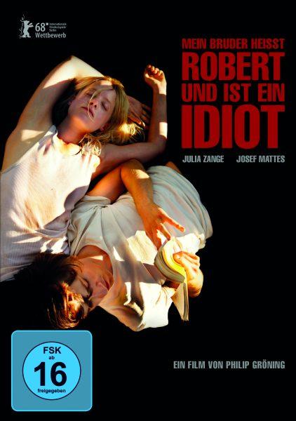 Mein Bruder heißt Robert und ist ein Idiot DVD Front