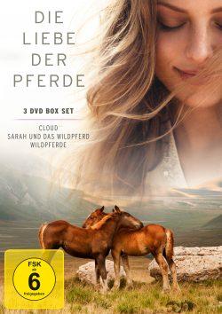 Die Liebe der Pferde DVD Front