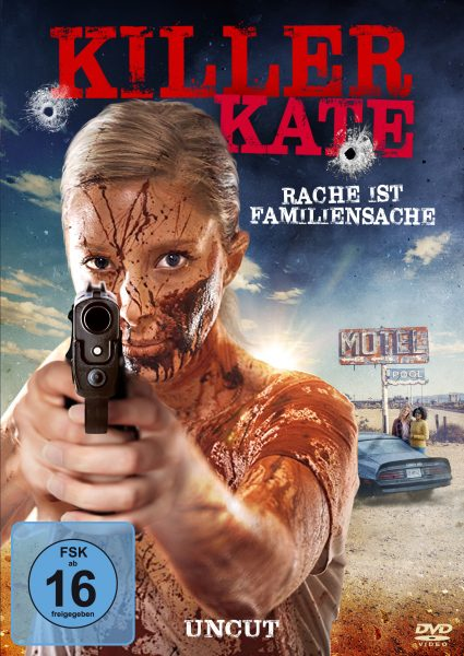 Killer Kate DVD Front