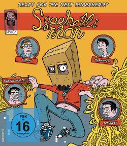 Spaghettiman BD Front