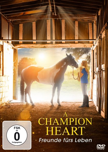 A Champion Heart DVD Front