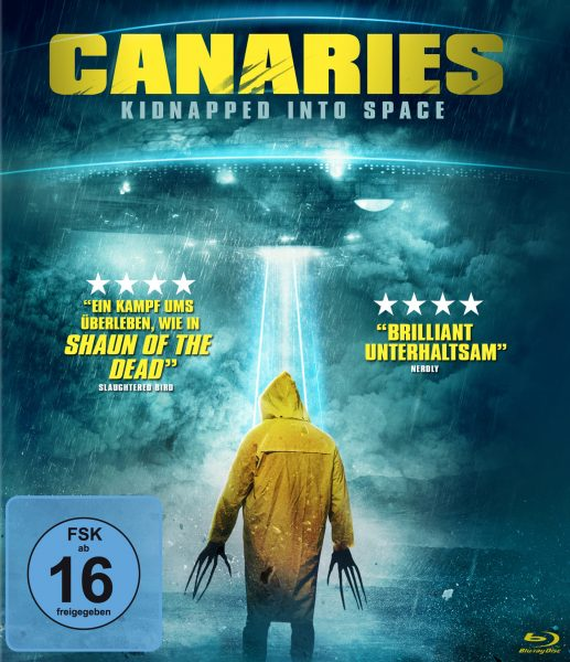 Canaries BD Front