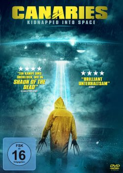 Canaries DVD Front
