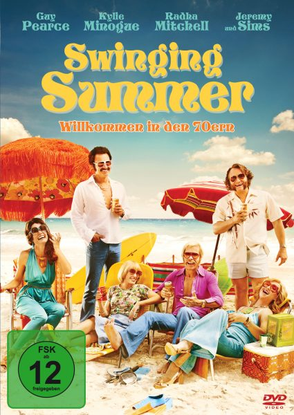 Swinging Summer DVD Front