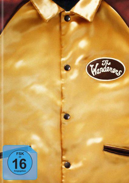 The Wanderers Mediabook Front
