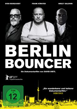 Berlin Bouncer DVD Front