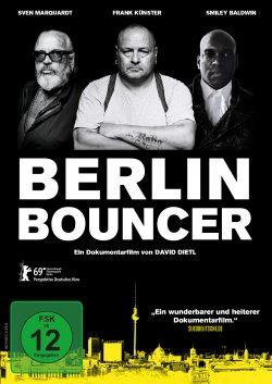 Berlin Bouncer DVD Front