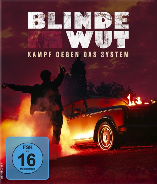Blinde Wut BD Front