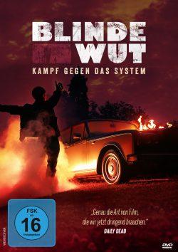 Blinde Wut DVD Front