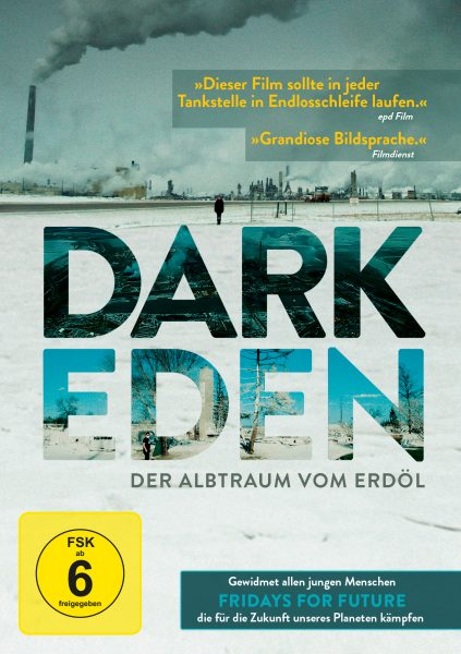 Dark Eden DVD Front