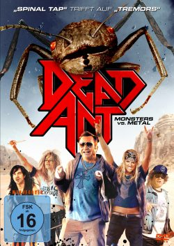 Dead Ant DVD Front