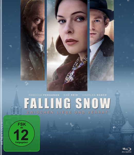 Falling Snow BD Front