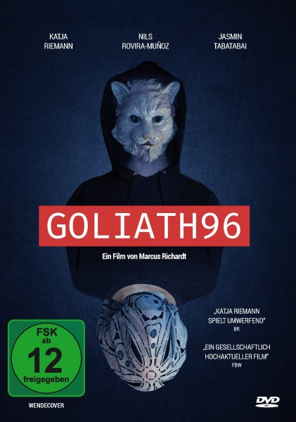 Goliath96 DVD Front