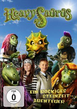 Heavysaurus DVD Front