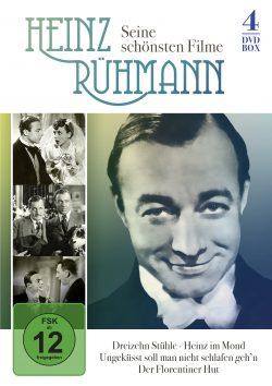 Heinz Rühmann DVD Front
