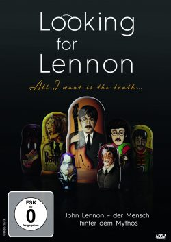 Looking for Lennon DVD Front