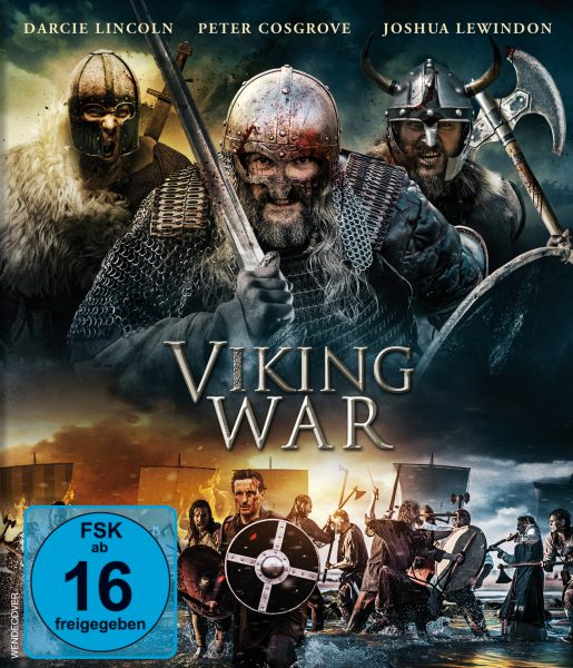 Viking War BD Front