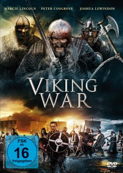 Viking War DVD Front