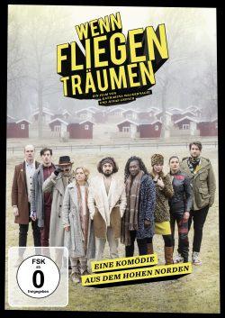 Wenn Fliegen träumen DVD Front