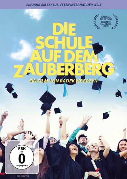 Die Schule auf dem Zauberberg DVD Front