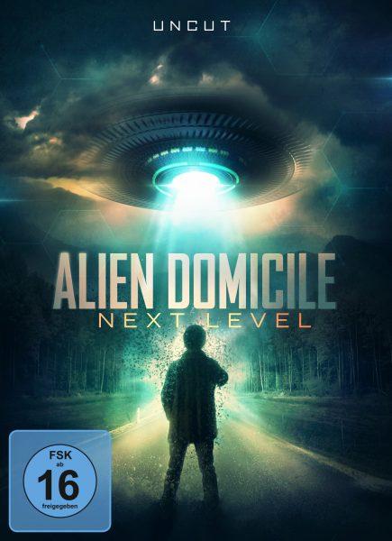 Alien Domicile DVD Front