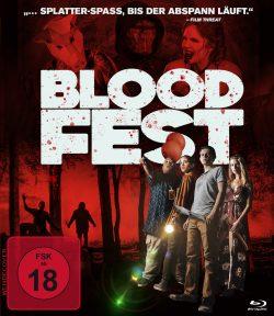 Blood Fest BD Front