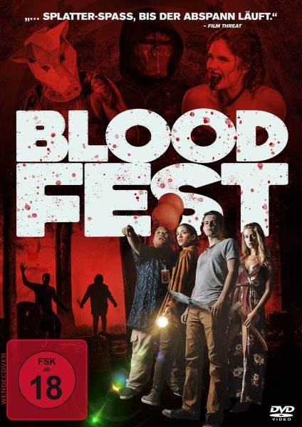 Blood Fest DVD Front