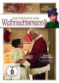 Die Tochter des Weihnachtsmanns DVD Front