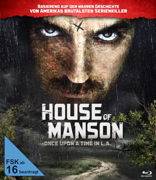 House of Manson BD Vorabcover