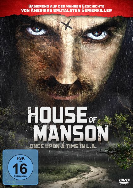 House of Manson DVD Front