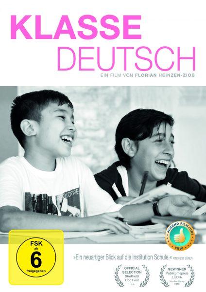 Klasse Deutsch DVD Front