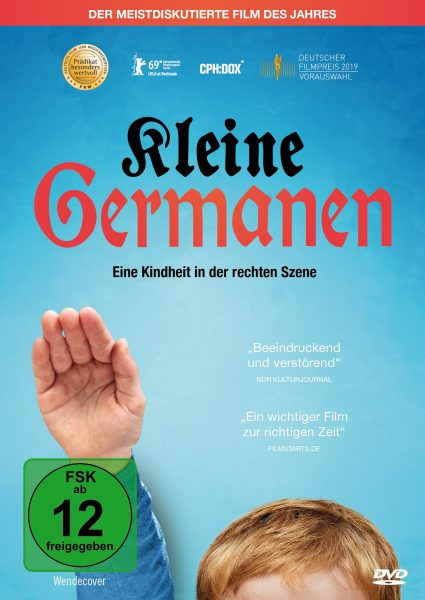 Kleine Germanen DVD Front