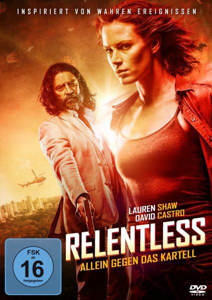 Relentless DVD Front