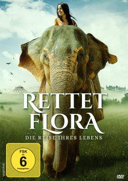 Rettet Flora DVD Front
