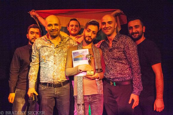 Mr. Gay Syria Szenenbild
