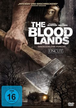 The Blood Lands DVD Front